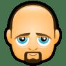Male-Face-B4 icon