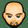 Male-Face-E5 icon