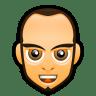 Male-Face-F3 icon