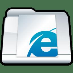 Internet Explorer Bookmarks icon