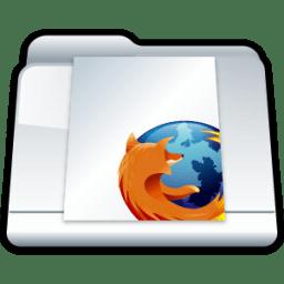 Mozilla Firefox Bookmarks icon