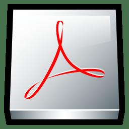 Adobe Acrobat Pro icon