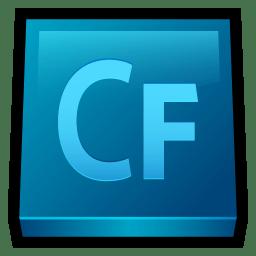 Adobe Cold Fusion icon