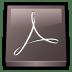 Acrobat-Distiller icon