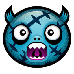 Sea Monster Icon Halloween Avatars Old Iconset Hopstarter