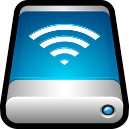 Device External Drive Airport Disk icon