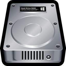 Device Hard Drive Win icon