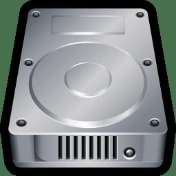 Device Hard Drive icon
