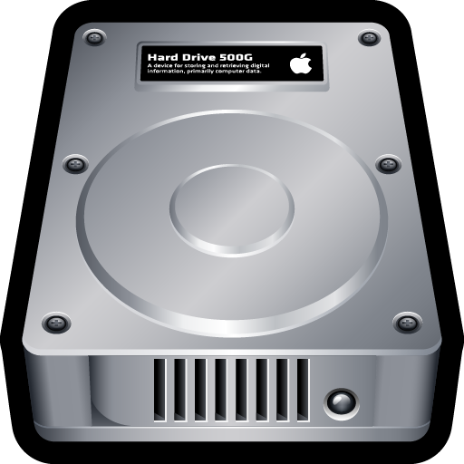 Device Hard Drive Mac icon