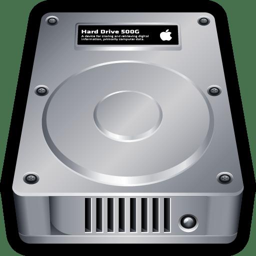 Device-Hard-Drive-Mac icon