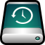 Device External Drive Time Machine icon