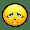 Smiley-sorry icon