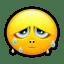 Smiley-teards icon