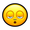 Smiley-bored-2 icon