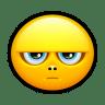 Smiley-grumpy icon