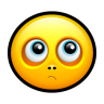 Smiley-reflective icon