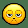 Smiley-sad icon