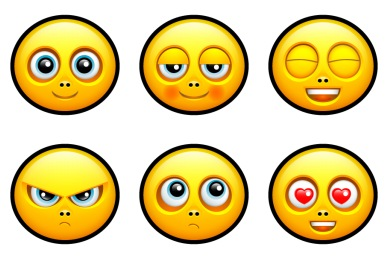Keriyo Emoticons Icons