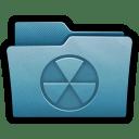 Folder Burnable icon