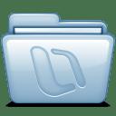 Blue Microsoft Office icon