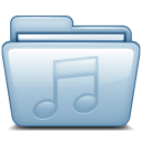 Blue Music icon