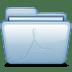 Blue-Adobe-PDF icon