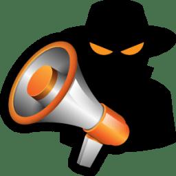 Broadcast Icon Malware Iconset Hopstarter