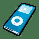 iPod Nano Blue icon