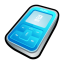 Creative Zen Micro Blue icon