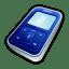 Creative Zen Micro Navy icon