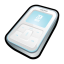 Creative Zen Micro White icon
