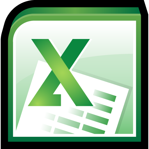 Microsoft-Office-Excel icon