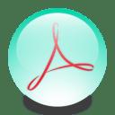 Adobe Acrobat Distiller icon