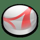 Adobe Reader 7 icon