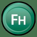 Adobe Freehand CS 3 icon