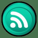 Newsfeed Atom icon