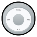 iPod Silver icon