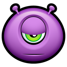 Alien nerved icon