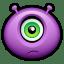Alien doubt icon
