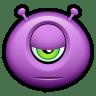 Alien-nerved icon