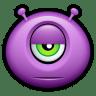 Alien-wait icon
