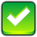 Button Ok icon