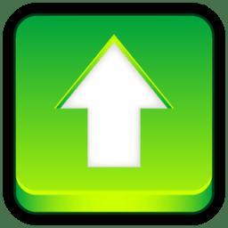 Button Upload icon