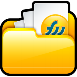 My Fireworks Files icon