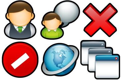 Sleek XP Basic Icons