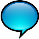 Button Talk Balloon icon