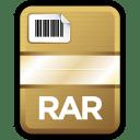 Compressed File RAR icon