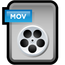 File Video MOV icon