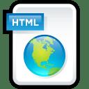 Web HTML icon