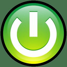 Button Turn On icon